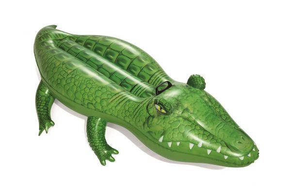 Coccodrillo gonfiabile medio