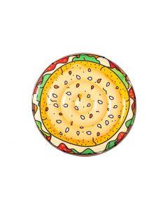 Materassino gonfiabile Burger per adulti