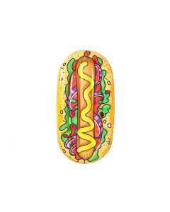 Materassino gonfiabile Hot dog per adulti