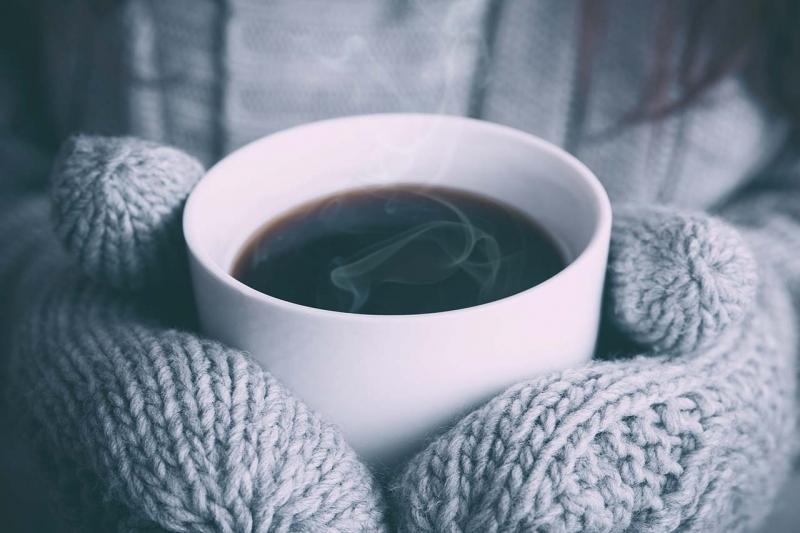 Rimedi contro l'influenza invernale? Vapori e bagni caldi!