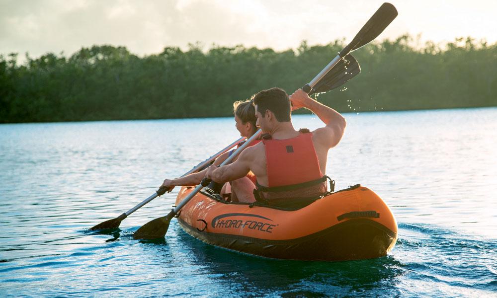Dove fare kayak in Italia: ecco le 5 mete più belle